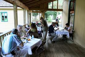 Back Porch Buffet - Senior Adult Luncheon