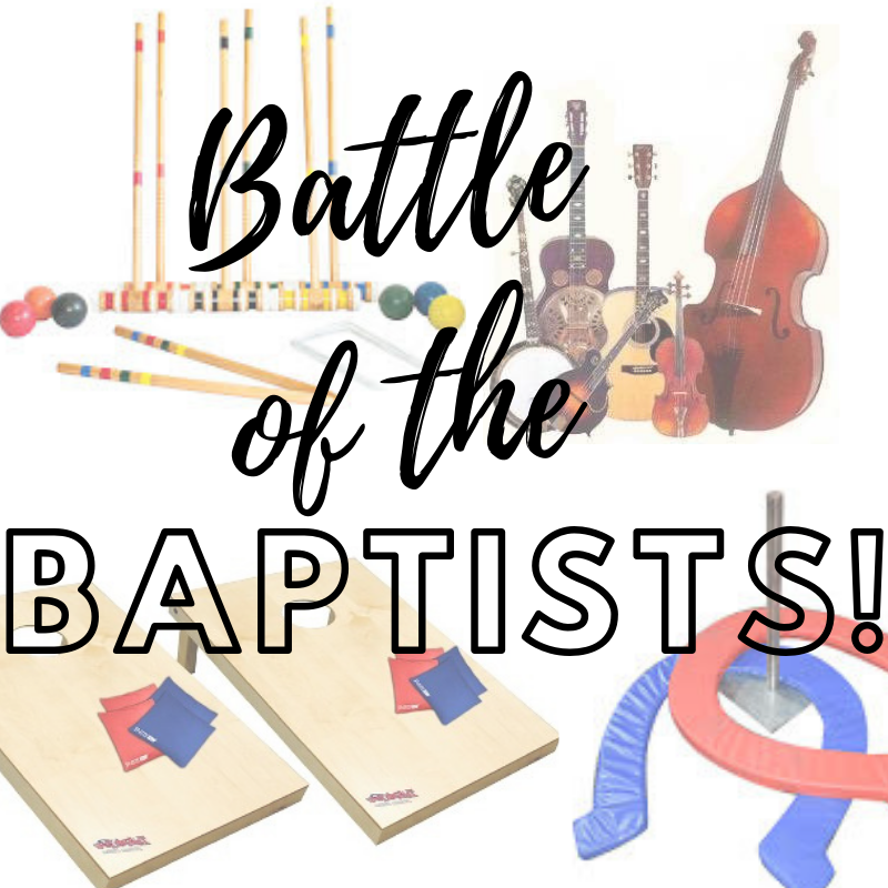 Battle of the Baptists 2019