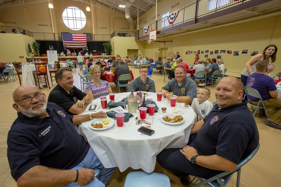 BBQ for Badges in Honor of First Responders