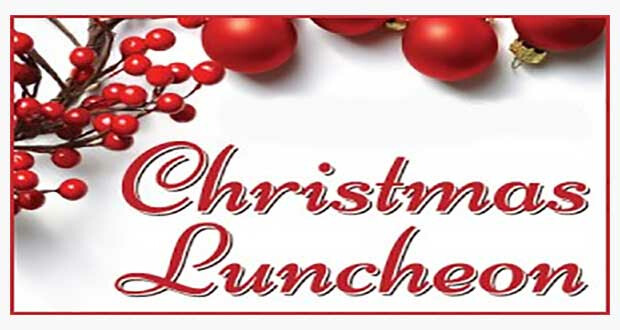 Christmas Luncheon Honoring Senior Adults and Boomers